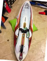 Second Hand 2011 Starboard Kode Carbon Wood 94ltr.