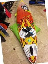 Second Hand RRD 82ltr Firewave LTD Windsurfing Board