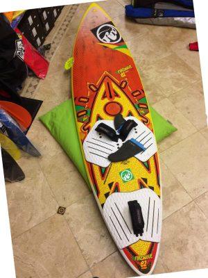 Second Hand RRD 82ltr Firewave LTD Windsurfing Board