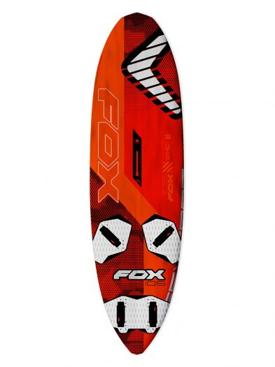 Severne fox windsurfing board.
