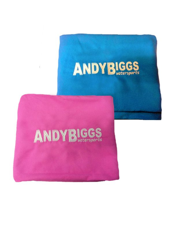 ABW Large Microfibre Towels