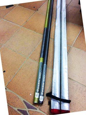 Second Hand Gaastra 100% Carbon Mast 460cm RDM Windsurfing Mast