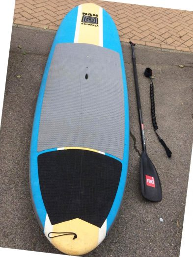 Second Hand Nah Skwell 10'5 x 32'' Soft Kool SUP SOLID