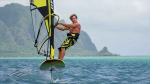 2018 Naish Lift Windsurfing foil sail
