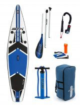2018 STX 11'6 x 32'' Tourer Blue Inflatable SUP.