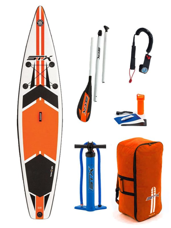 11'6''X 32'' 2018 STX Inflatable Paddleboard SUP Package