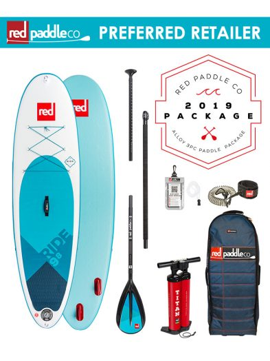 Red Paddle Co 9'8'' Ride 2019 Inflatable Paddleboard