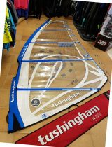 Second Hand Tushingham Storm 6.0m Windsurfing Sail