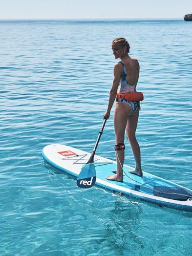 9'8'' Ride 2018 Red Paddle Co Inflatable Isup Paddleboard