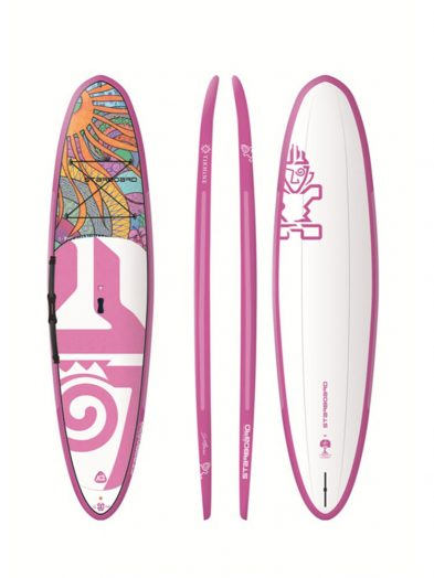 "10'8""x 31"" Starboard Go Starshot Sun Pink 2018 SUP Paddleboard"