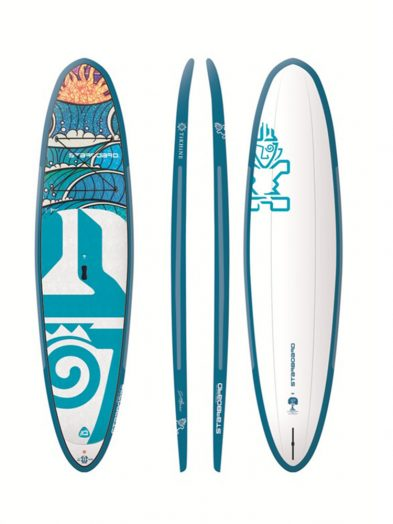 10'8''x 31'' Starboard Go Starshot Wave 2018 SUP Paddleboard