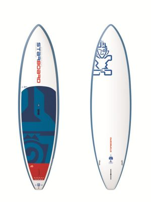 10'5''x 32'' Starboard Widepoint Starlite 2018 SUP Paddleboard