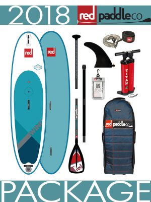 10'7 Windsup 2018 Red Paddle Co Inflatable Isup Paddleboard