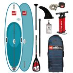 10'7 Windsurf 2018 Red Paddle Co Inflatable Isup Paddleboard