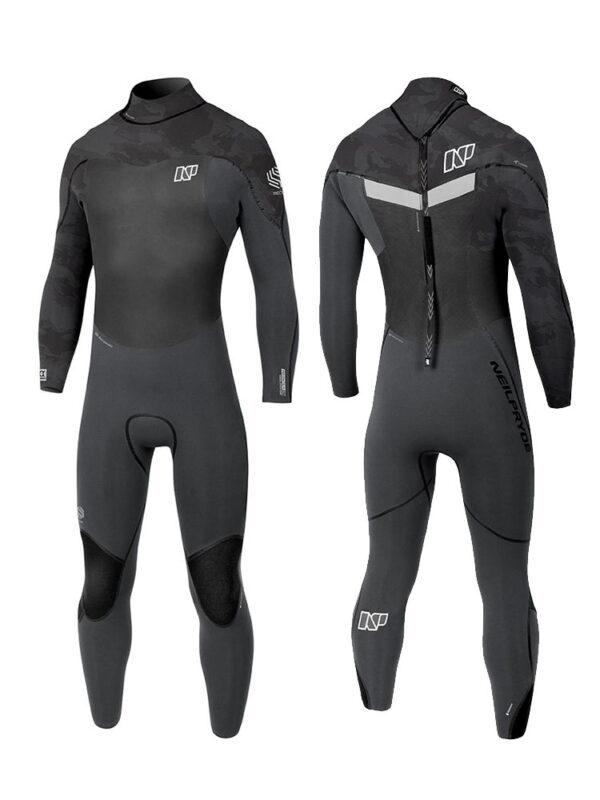 5/4/3 Recon Neil Pryde mens winter wetsuit 2018