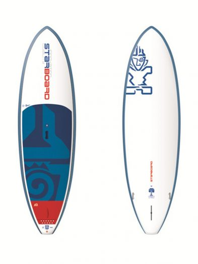 8'10''x 32'' Starboard Widepoint Starlite 2018 SUP Paddleboard