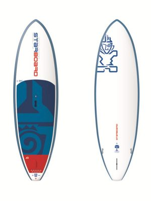 9'5''x 32'' Starboard Widepoint Starlite 2018 SUP Paddleboard
