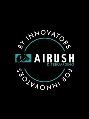 Airush Kitesurfing Kiteboarding Brand Logo