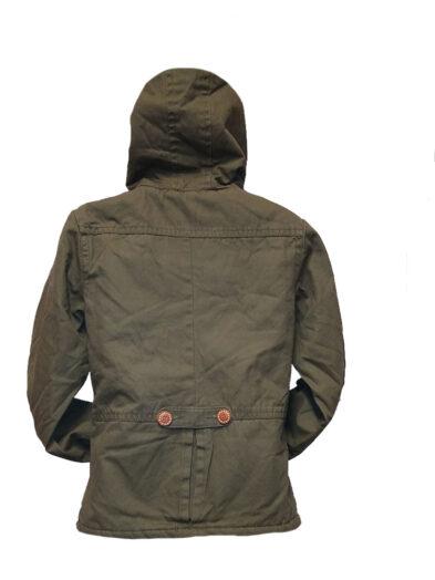 Animal WV533 Fur Lined Jacket Spanish Ladies 2