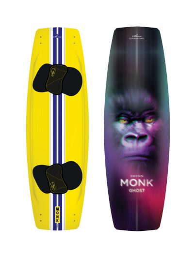 Shinn Monk Ghost Twin Tip Kitesurfing Board