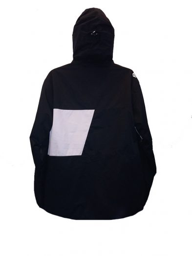 animal tech jacket black 2