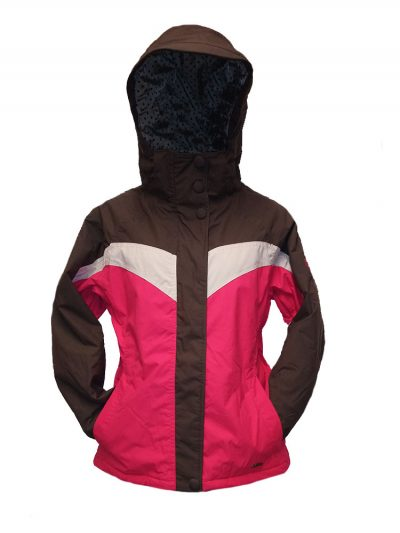 animal technical ski jacket rock can ladies