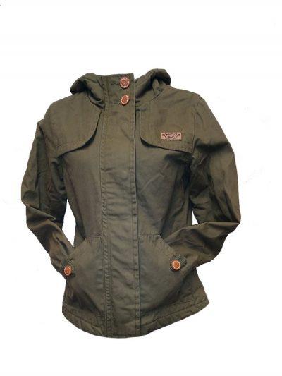 animal wv533 fur lined jacket spanish ladies