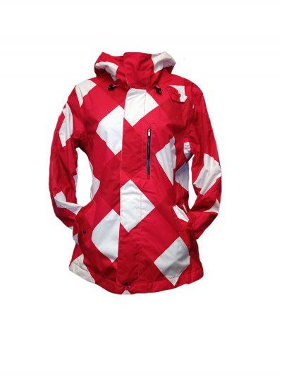 o'neill fifty2 series 055046 ski jacket pink ladies