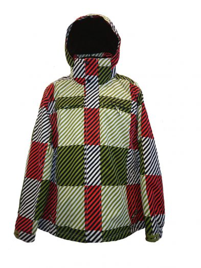 oxbow b2radom ski jacket oxyde green mens