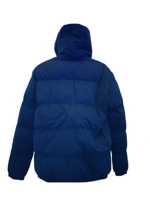 oxbow e2sepino puffa jacket navy mens 3