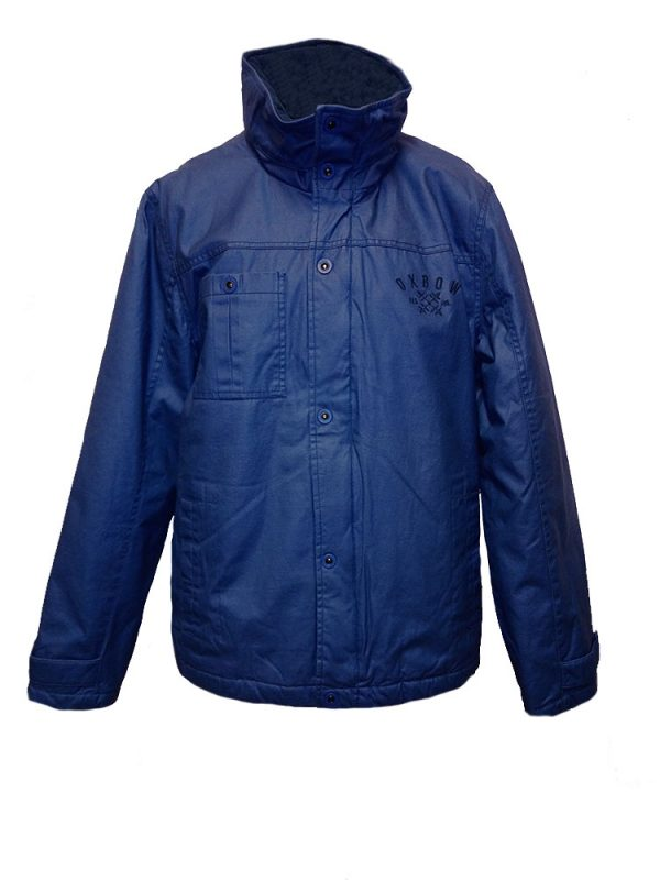 oxbow e2siror Jacket blue mens