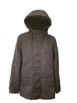 E2sordio oxbow jacket warm nut