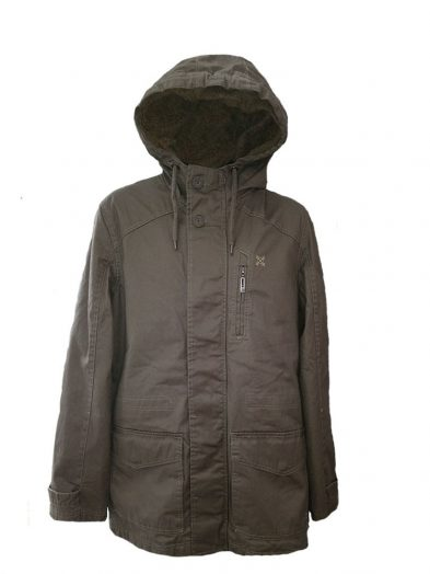 E2sordio oxbow jacket warm nut