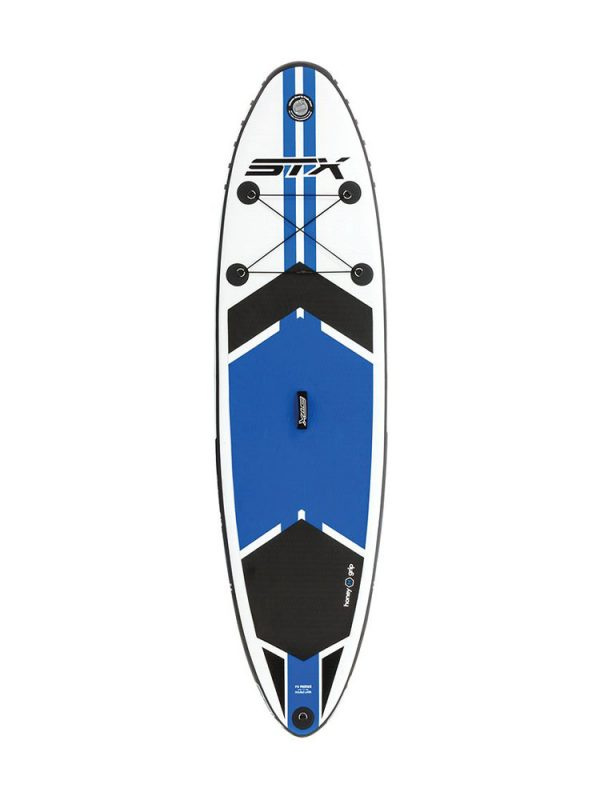 "9'8""X 30"" STX 2018 INFLATABLE PADDLEBOARD SUP PACKAGE"