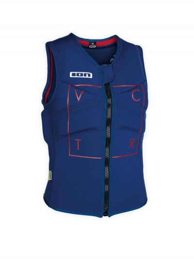 ION Vector FZ Impact Vest Blue