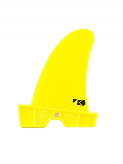 K4 BUBBLE FREESTYLE WINDSURFING FIN Power Box