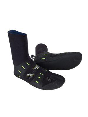 O'Neill Mutant 6/5/4mm neoprene winter wetsuit boots