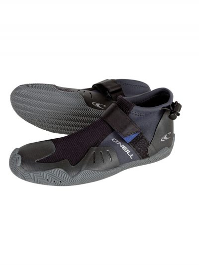 O'Neill Superfreak Tropical 2mm Round Toe Summer Wetsuit Shoe