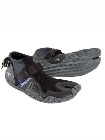 O'Neill Superfreak Tropical 2mm Split Toe Summer Wetsuit Shoe