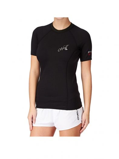O'Neill Thermo X Short Sleeve Thermal Rashvest Ladies
