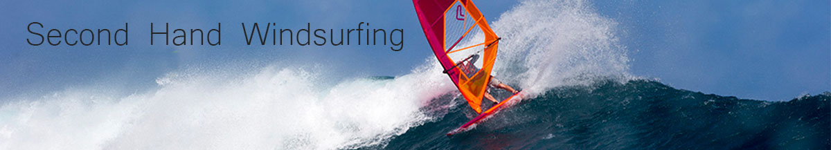 Second hand Windsurfing equipment
