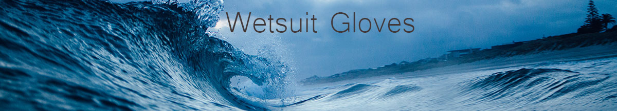 Wetsuit gloves header image