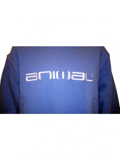 animal cl3wc058-z95 hoody china blue mens 2