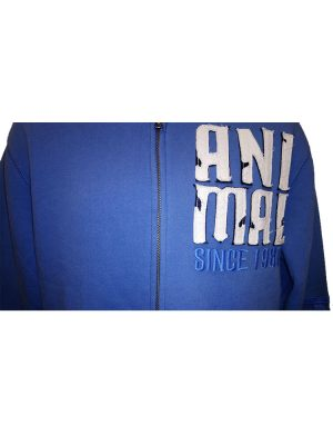animal cl3wc067-z95 china blue hoody mens 2