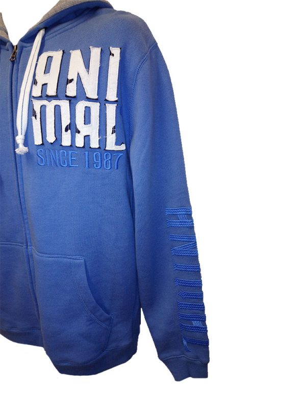 animal cl3wc067-z95 china blue hoody mens 3