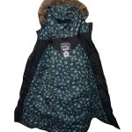 animal cl4we481 ladies padded jacket 3