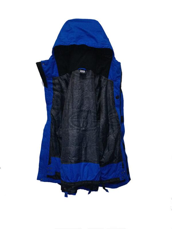 animal tc3wc003 jacket cobalt mens 3
