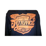 animal wy044 overhead hoody charcoal mens 2