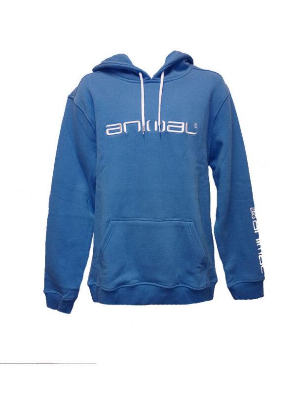 animal cl3wc058-z95 hoody china blue mens