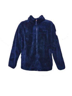 animal cl3wc122-z89 full zip fleece indigo mens